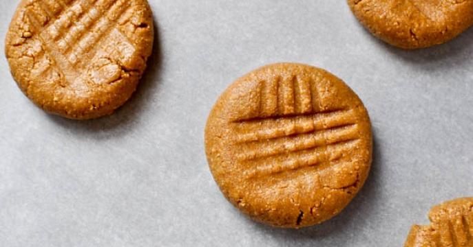 PB Protein Cookies!